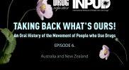 Drugswrap and Drugreporter EP6 Australia and New Zealand