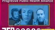 Steph from the Progressive Public Health Alliance