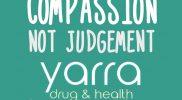 International Overdose Awareness Day 2020 – Compassion Not Judgement