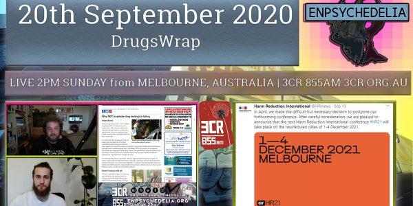 Global Drug Survey – COVID Edition (PT2)